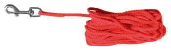 Sleeplijn rood 5 mtr -  - Kwispel Korting