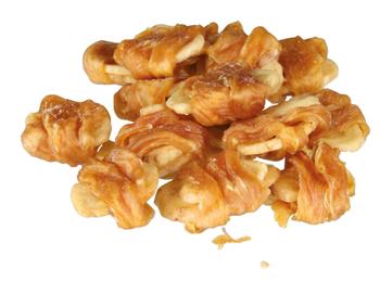 Banaan en Kip snacks -  - Kwispel Korting