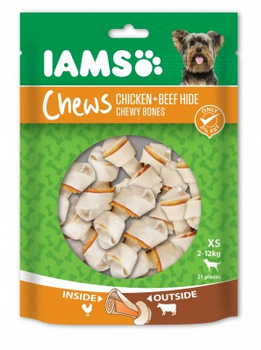 Iams Chicken Bones 21 st.  -  - Diergigant Shop