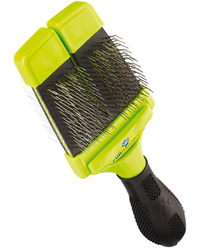 FURminator Slicker Brush Small Soft -  - Kwispel Korting