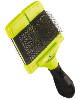 FURminator Slicker Brush Large Soft -  - Kwispel Korting