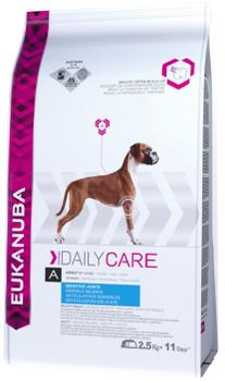 Eukanuba Daily Care 2,5 kg. -  - Diergigant Shop