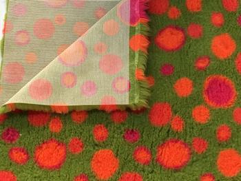Premium Vet Bed met print en latex anti-slip. -  - Kwispel Korting