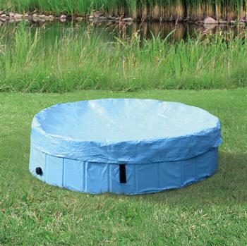Afdekhoes voor hondenzwembad 120 cm. -  - Kwispel Korting