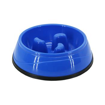 Anti-schrokbak blauw -  - Kwispel Korting