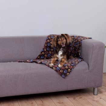 Fleece deken 100x70 cm. -  - Kwispel Korting