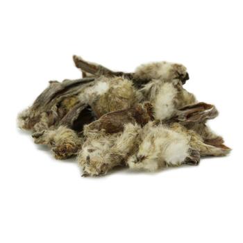 gedroogde konijnenoren -  - Kwispel Korting
