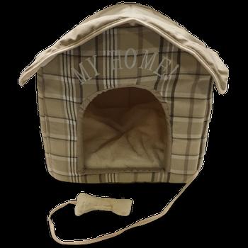 Happy Home hondenhuis -  - Kwispel Korting