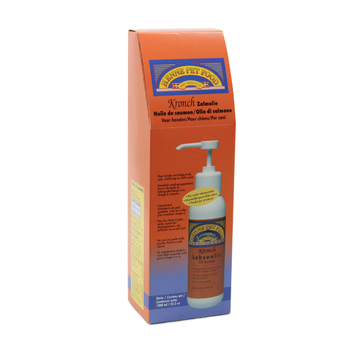 Henne Zalmolie 1000 ml. -  - Diergigant Shop