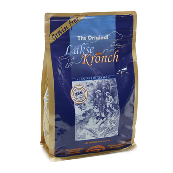 Lakse Kronch zalmtreats -  - Diergigant Shop