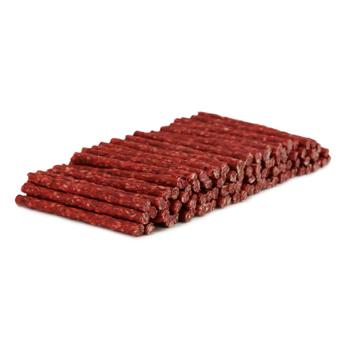 Munchy sticks rood ca. 13 cm. 100 stuks -  - Diergigant Shop