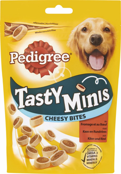 Pedigree Tasty Minis Cheesy Bites -  - Kwispel Korting
