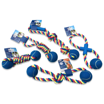Superdeal 5x Dog Toys -  - Kwispel Korting
