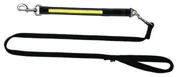 instelmogelijkheden: knipper- of standlicht TPU/nylon om aan een riem te bevestigen accu met USB-kabel oplaadbaar met reflecterende strepen spatwaterbestendig ca. 7 branduren knipperlicht, ca. 3,5 branduren standlicht incl. USB-kabel kleur: zwart/geel