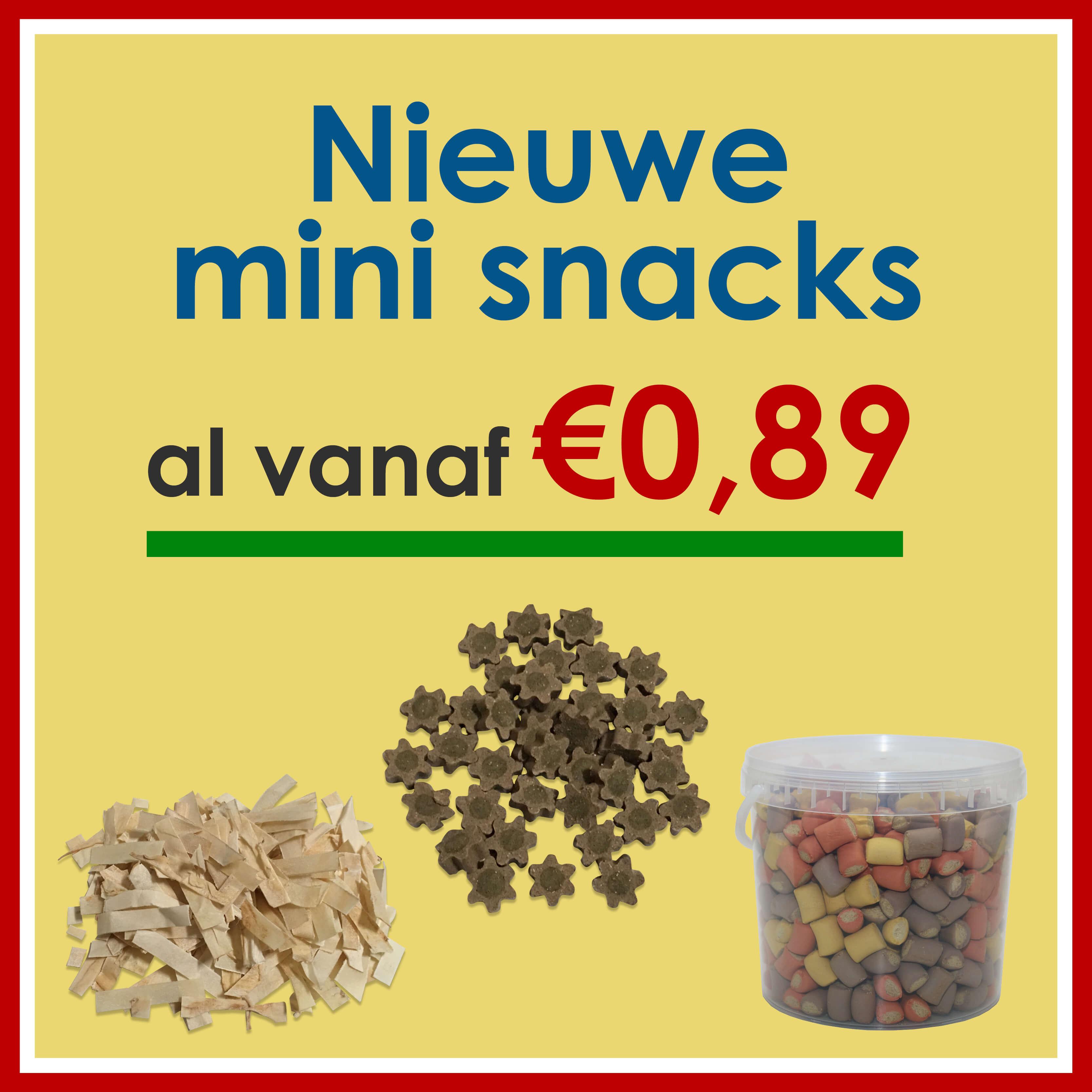 Mini snacks!