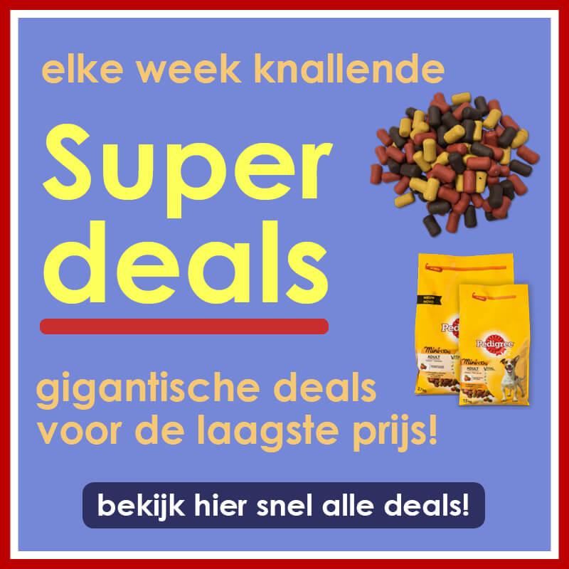 Bekijk snel al onze super deals!