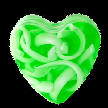 Natural Handmade Heartsoap May Lilly