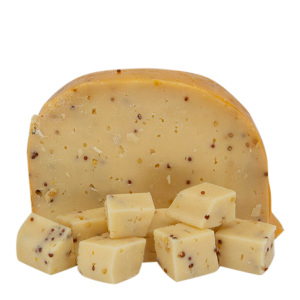 Mustard Cheese -  - Bookingiethoorn
