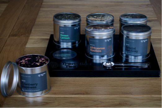 Gevuld TrendingTea Display Deluxe (Groot) - 45686 - Trending Tea