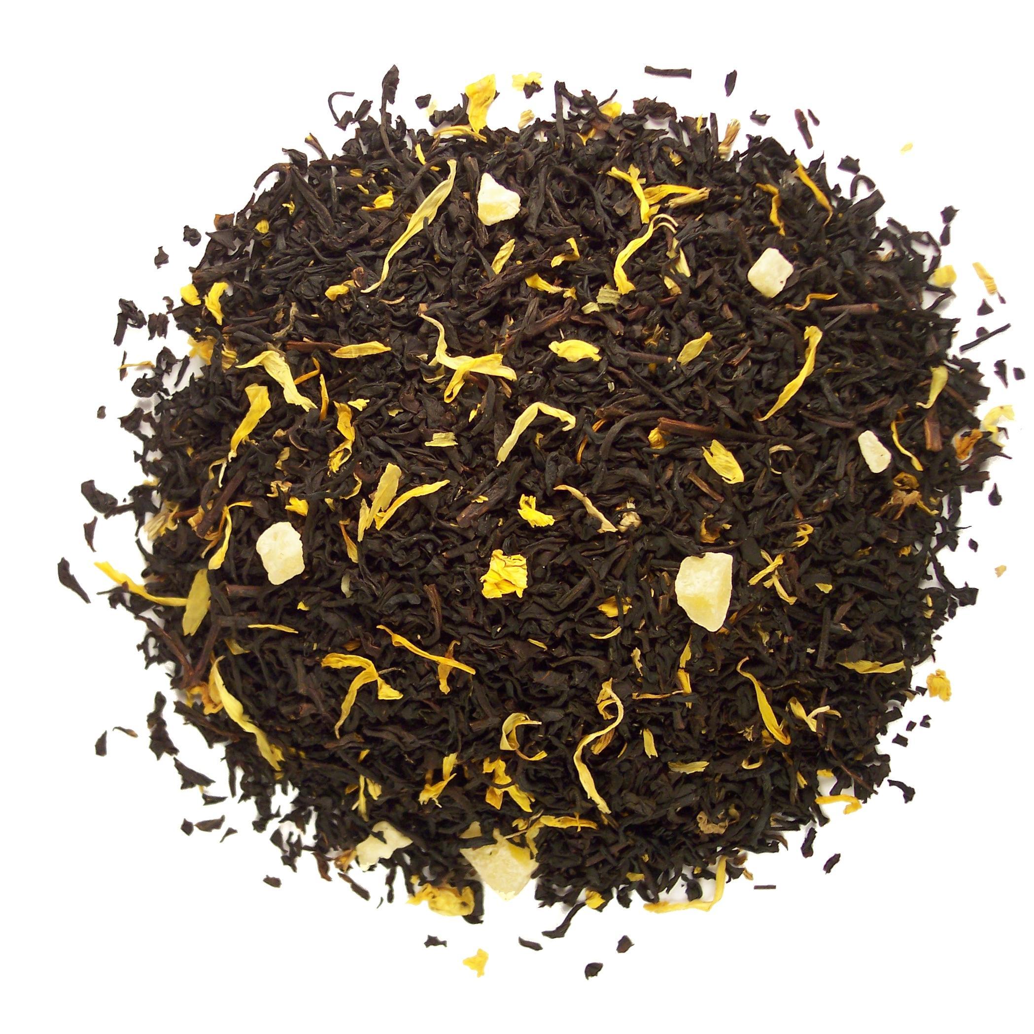 Zwarte Mango Thee - 1 - Trending Tea