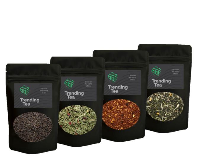 Proefpakket met Exclusive Tea Infusers - 1 - Trending Tea
